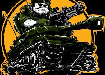 bulldog patriotic tank t shirt template