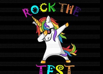 Rock the test unicorn svg,Rock the test unicorn,Rock the test unicorn png,unicorn svg,unicorn png,unicorn design