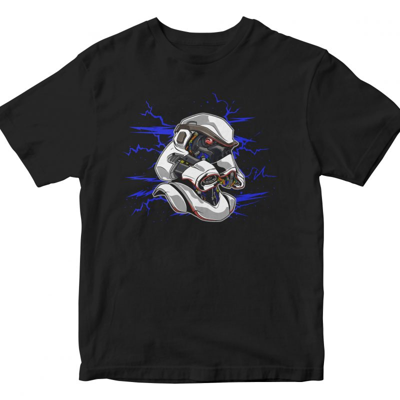 the mandalorian star wars film t shirt designs for printify