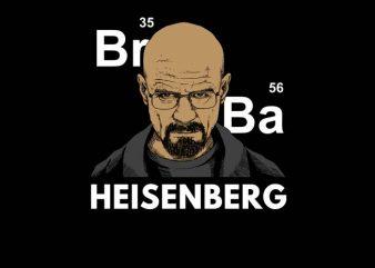 Heisenberg t shirt design to buy