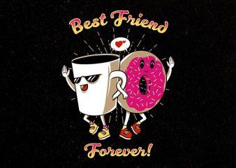 best friend shirt design png