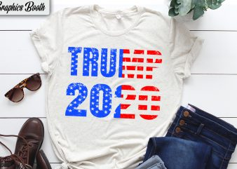 Trump 2020 buy t shirt design for commercial use,vector t-shirt design, american election 2020
