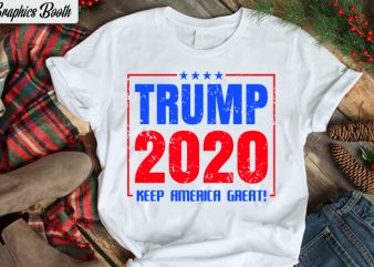 Trump 2020 Keep America Great buy t shirt design artwork, t shirt design to buy, vector T-shirt Design, American election 2020.