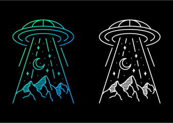 Alien Adventure t shirt design for purchase