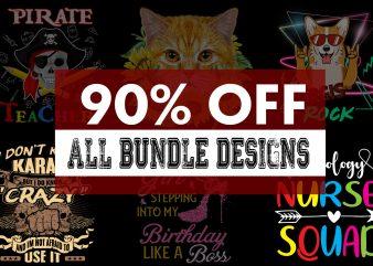 All Bundles Designs – 90% OFF