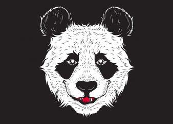 Mr Panda buy t shirt design