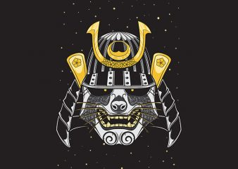 The Shogun Cat t-shirt design png