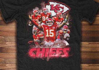 Kansas City Chiefs Super Bowl 2020 t shirt design for download