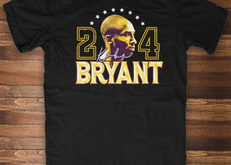 """Kobe """"Black Mamba"""" Bryant, Forever Legend buy t shirt design artwork"""
