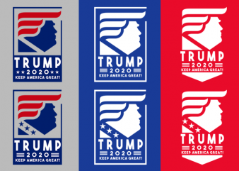 Trump 2020 Keep America Great! buy t shirt design