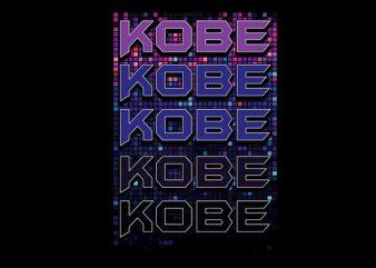 kobe2 t shirt design for sale