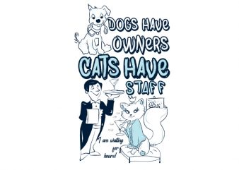 cats have stuff shirt design png