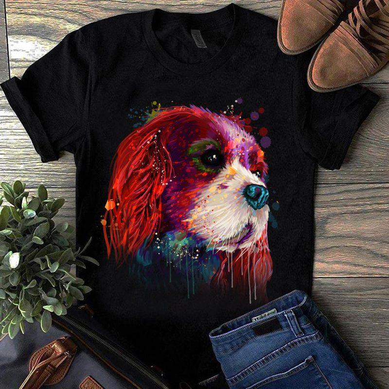 Super Cool Dog Hand Drawn Bundle – Part 3 -22 Designs t shirt design for teespring