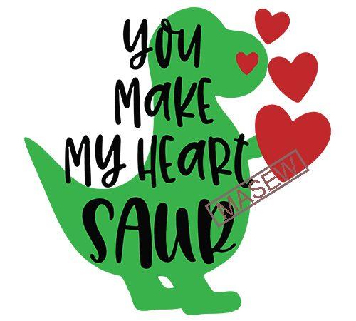 I Love Heart Tortoises Kids T-Shirt