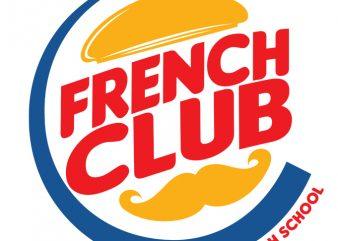 French Club (7) ready made tshirt design