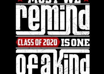 Must Remind is one of a kind design for t shirt