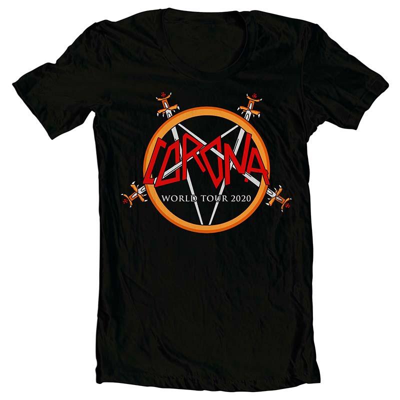 corona world tour 2020 buy t shirt design artwork