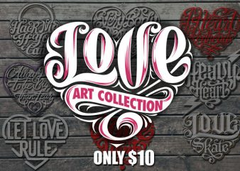 LOVE ART BUNDLE