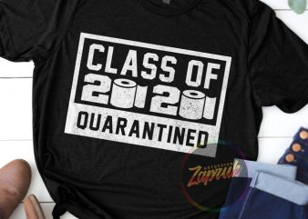#2 SENIOR CLASS OF 2020 QUARANTINED digital download ready made tshirt designt shirt design to buy