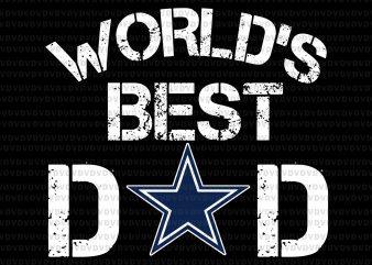 World's best dad cowboy svg,World's best dad,World's best dad svg,World's best dad png,World's best dad buy t shirt design for commercial use