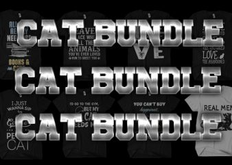cat love bundle