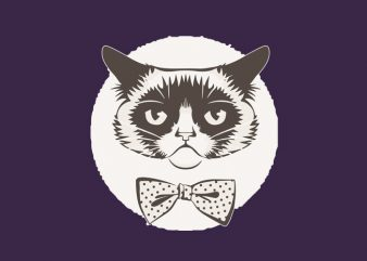 grumpy cat buy t shirt design