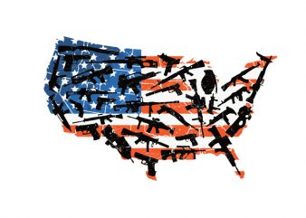 usa weapons t shirt design for purchase