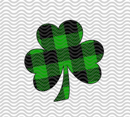 St Patrick S Day Svg Svg Saint Patricks Day Clover Svg Shamrock