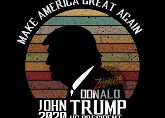 Donald Trump 2 t shirt design for sale