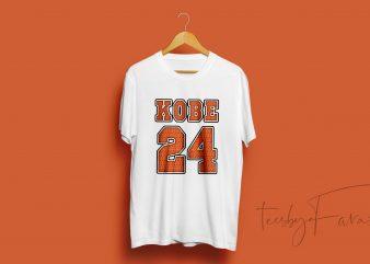 kobe-bryant-824-memorial-shirt design png t shirt design template