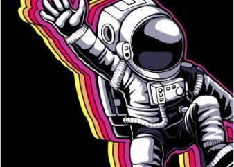 Astronaut 1 buy t shirt design artwork