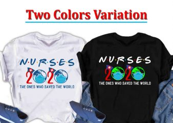 Nurse t-shirt design png
