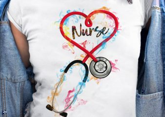 2 Cool Nurse Design t shirt design for purchase