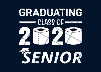 Graduating class of 2020 senior buy t shirt design