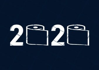 2020 Toilet paper buy t shirt design for commercial use