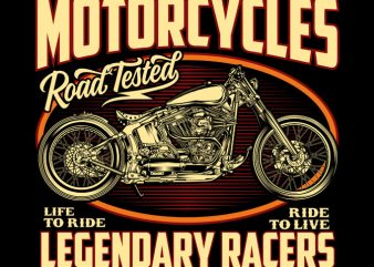 AMERICAN CUSTOM MOTORCYCLES buy t shirt design artwork