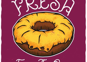 Fresh From The Oven buy t shirt design for commercial use