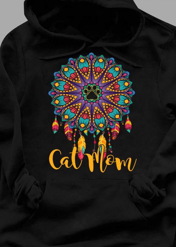 Cat bundle part 2 t-shirt designs for sale