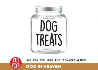 Dog Treat 4 buy t shirt design artwork