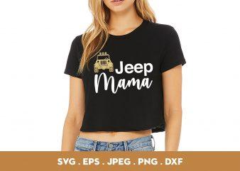 Jeep Mama buy t shirt design