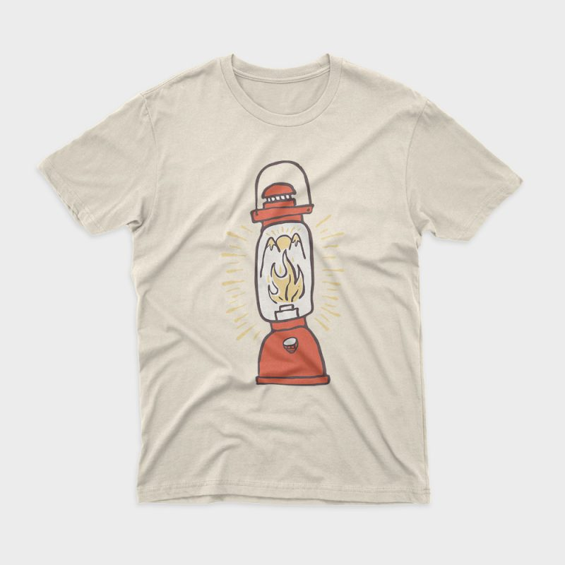 Lantern design for t shirt buy tshirt design