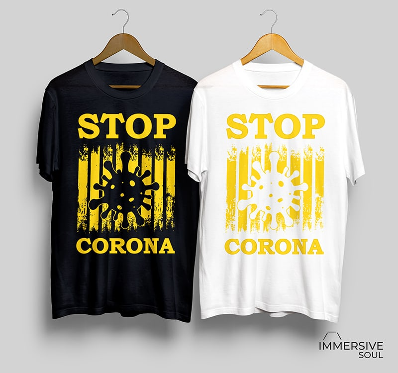 155 Best Selling Corona Bundle T-Shirt Design for Commercial Use