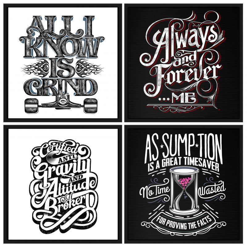 40 MIX READY DESIGNS T-SHIRT COLLECTIONS buy t shirt design artwork