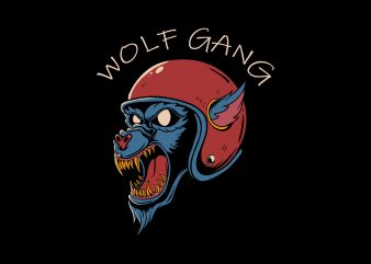 wolf gang t shirt design to buy