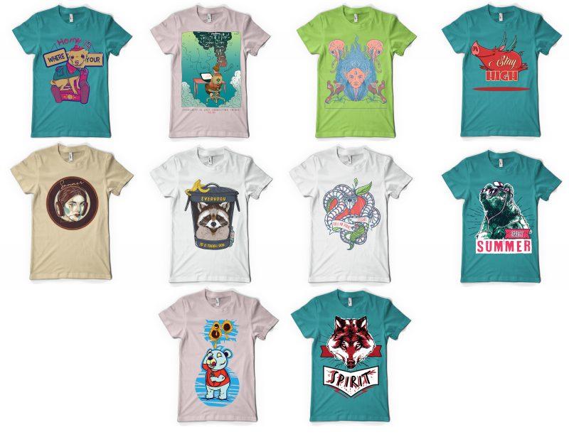 Magda's Mini Bundle 1 t shirt design png
