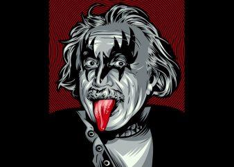 ALBERT KISSTEIN t shirt design for purchase