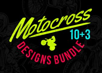 Motocross Designs Bundle