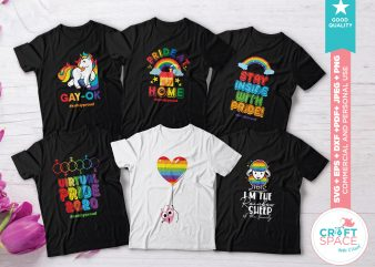 Instant Download LGBTQ Pride Gay 2020 svg, dxf, pdf, eps, Cutting File for Cricut Explore Silhouette Cameo Studio 3 buy t shirt design