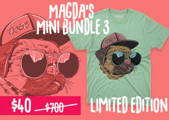 Magda's mini bundle 3