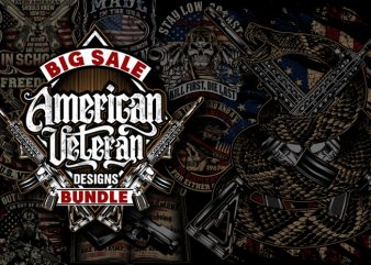 Big Sale American Veteran Bundle